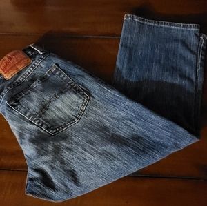 Lucky Brand Dungarees size 27